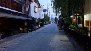 お城に古い町並みに酒蔵も。まち歩きが楽しい長野県上田市。