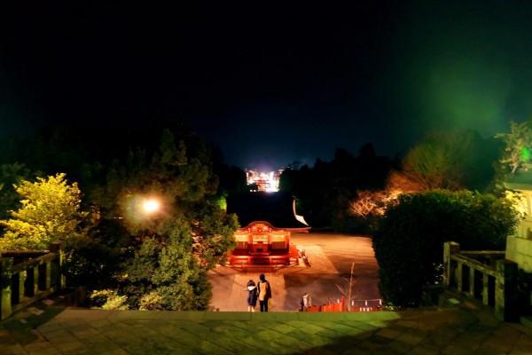 鎌倉の夜景